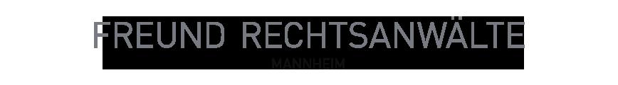 Freund-Rechtsanwälte-Mannheim